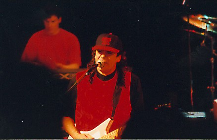 Jay Graydon Gig in Umeå 1994. Sherwood Ball.